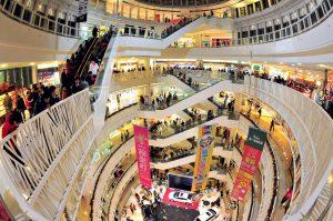 台灣大型購物中心