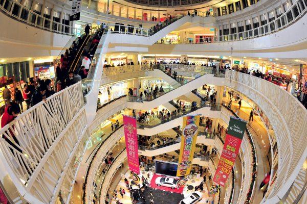可以賭博的中國/台灣大型購物中心