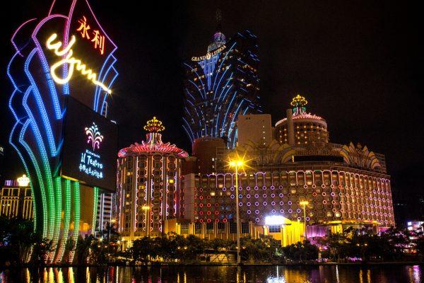 中國允許賭博嗎?